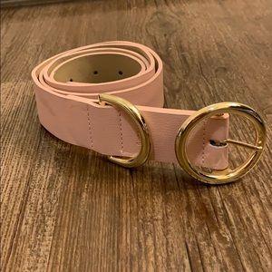 Super cute pink belt